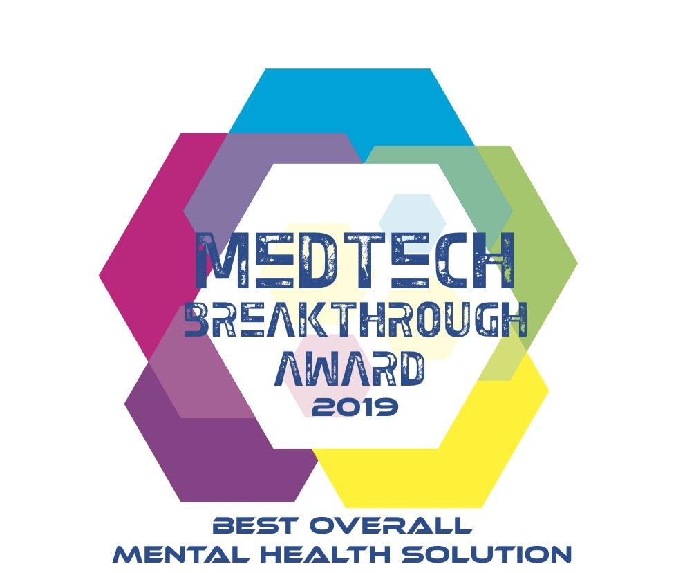 "NeuroFlow Wins Award for ""Best Overall Mental Health Solution"""