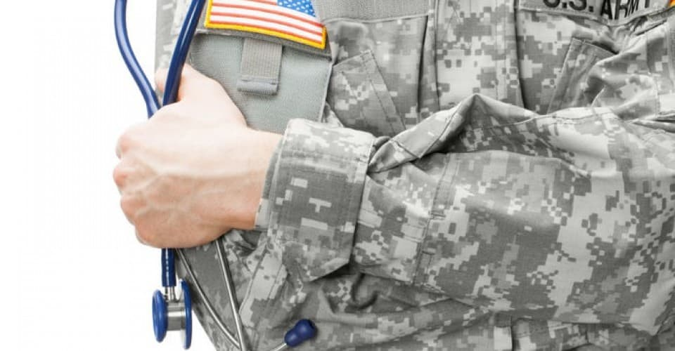 The VA Battles America's Veteran Mental Health Crisis With Telehealth